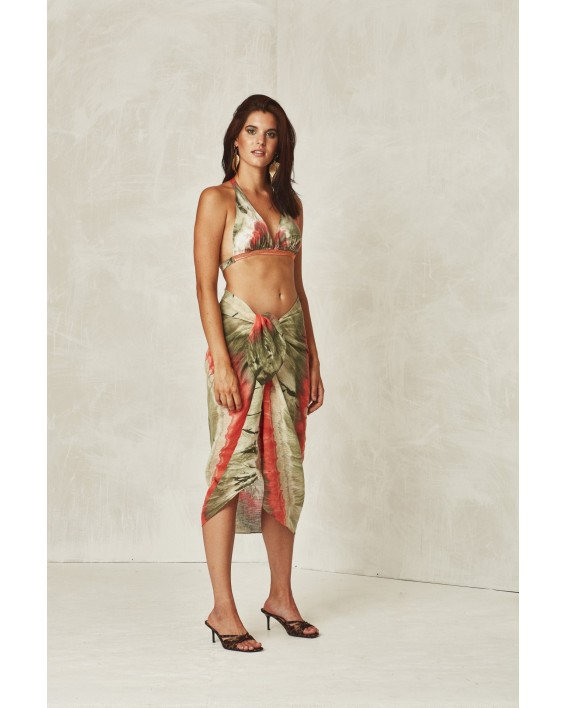 PAREO TIE AND DYE. MODA OUTLET MUJER